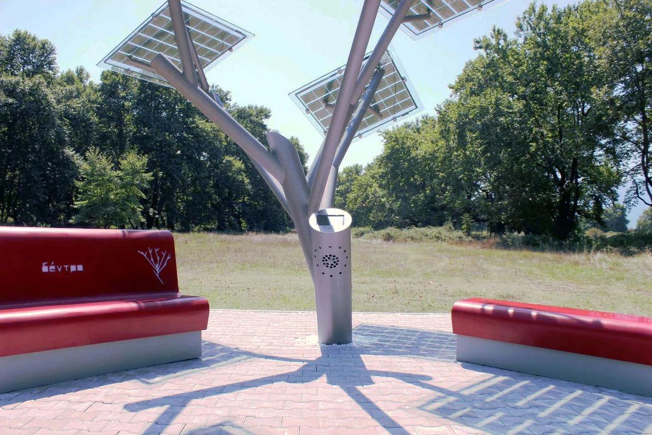 Solar Tree a4