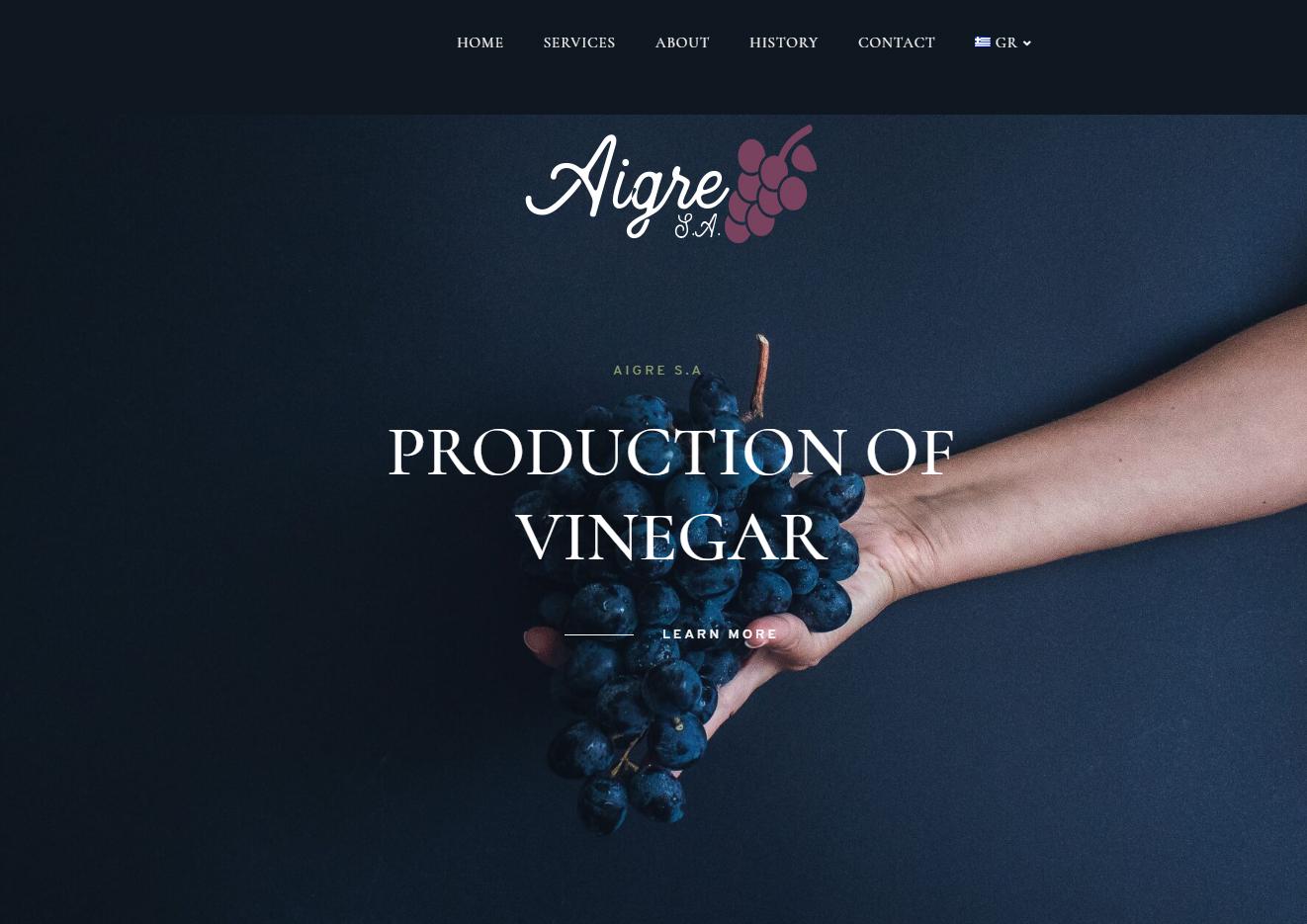aigre-vinegar.gr